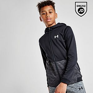 Under Armour Fleece Full Zip Hoodie Junior