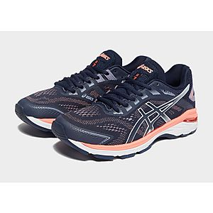 asics running trainers ladies size 6
