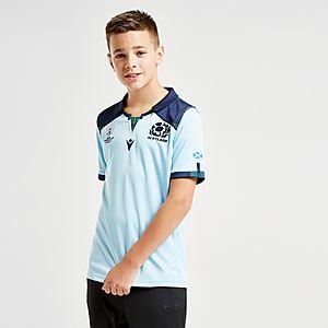 a965f9bd0199d Macron Scotland RU Rugby World Cup 2019 Shirt Junior