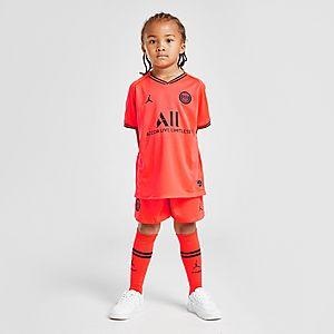 save off a817a 7963a Jordan Paris Saint Germain 2019/20 Away Kit Children