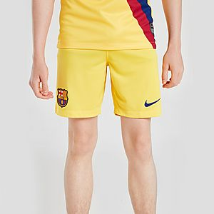 95d96e0447a NIKE FC Barcelona 2019/20 Stadium Home/Away Older Kids' Football Shorts