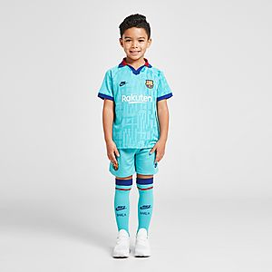 lowest price e872b dcaee Nike FC Barcelona 2019/20 Third Kit Children PRE ORDER