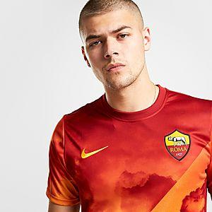 665e4bdf0df9f Nike A.S. Roma Men's Short-Sleeve Football Top