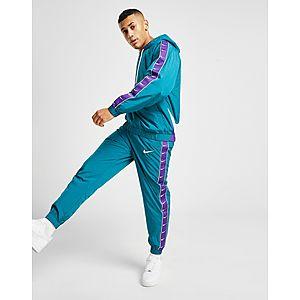 493259d714f584 ... Nike Sportswear Swoosh Woven 1/2 Zip Jacket