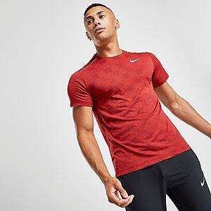 51163a5f Nike Miler Jaquard T-Shirt