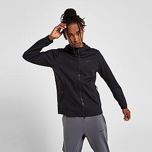 Ponte Full Zip Tech Hoodie Nike Lj43R5A
