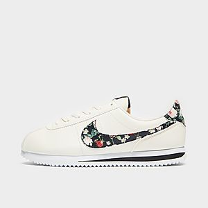 new styles 23b28 9a2d4 Nike Cortez Basic Vintage Floral Older Kids' Shoe