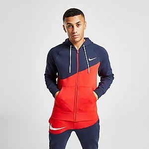 buy popular 1efed d3c0a Nike Swoosh Full Zip Hoodie