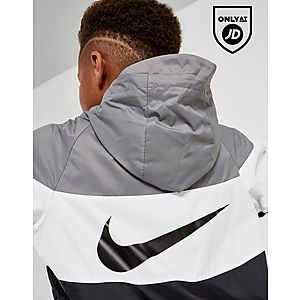 9652ab9d1 Nike Sportswear Colour Block Lightweight Jacket Junior Nike Sportswear  Colour Block Lightweight Jacket Junior