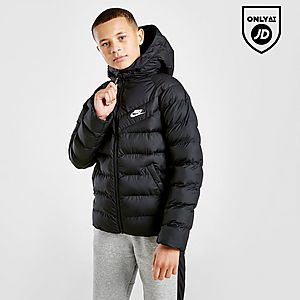 1f92e877cc Nike Sportswear Padded Jacket Junior
