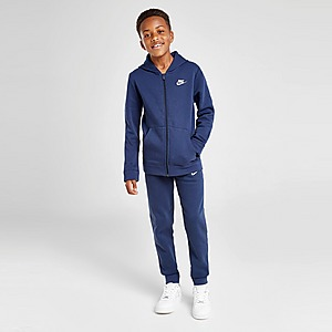 detailed images clearance sale info for Nike Sportswear Fleece Tracksuit Junior