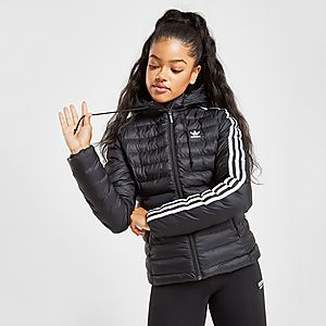 4de96cd3e adidas Originals 3-Stripes Slim Padded Jacket