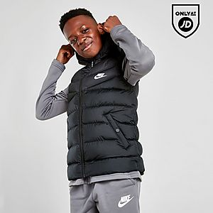 b000feed7 Nike Sportswear Padded Gilet Junior
