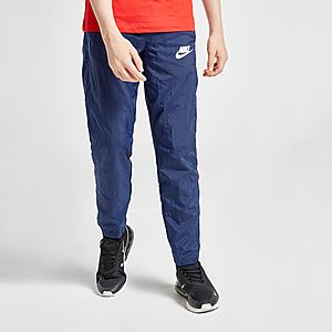 2883b15f62 Nike Sportswear Woven Track Pants Junior