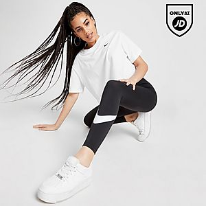 7d7c2af2d0 Nike High Waist Swoosh Leggings