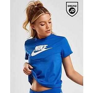 3db49361ce29fd Nike Heritage Mesh T-Shirt ...