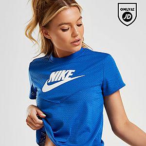 55fac85c Nike Heritage Mesh T-Shirt