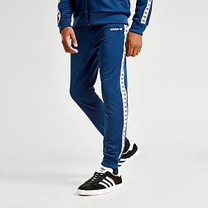 049254a070 adidas Originals Tape Poly Track Pants Junior