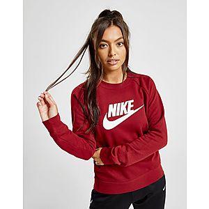 c6480787e Nike Essential Futura Crew Sweatshirt ...