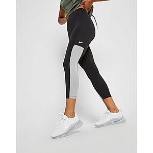 7402f986d27138 Nike Training Mesh Insert Tights Nike Training Mesh Insert Tights