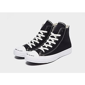 new product 59c49 1c7be ... Converse Chuck Taylor All Star Renew Canvas High Women s