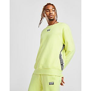 c2d5e806657e2f adidas Originals R.Y.V. Tape Crew Sweatshirt ...