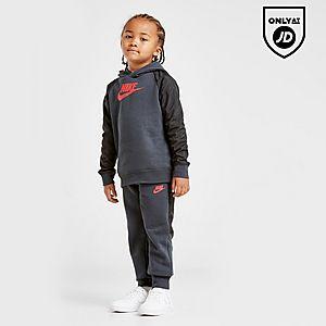 599618e1fd Nike Hybrid Overhead Hooded Suit Children