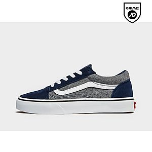 0810cdfaf9032 Vans Old Skool Junior ...