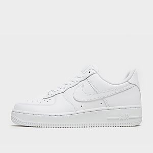 Nike Younger Kids Air Force 1 (Black) SALE – Diamond Kicks