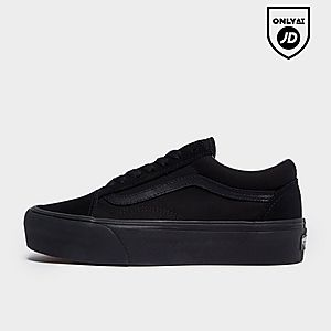 quality design 4afdb e17ad Vans Old Skool Platform Women's
