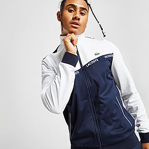 ff76f929 Lacoste Tape Block Track Top