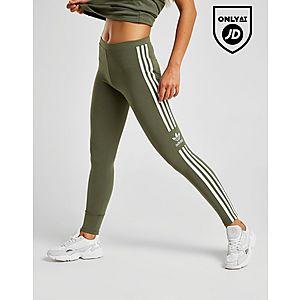 9d6df5d9 ... adidas Originals 3-Stripes Trefoil Leggings