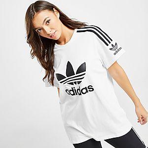 T Shirt Womens adidas Originals FARM Boyfriend T Shirt