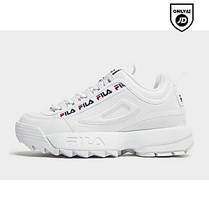 2511eab97 Ladies Fila Trainers | JD Sports