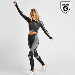 c1b6c2bd23b92 Pink Soda Sport | Women's Leggings, Hoodies, Sport Bra's | JD Sports