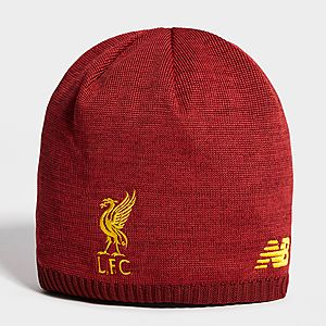huge selection of 7f30f b0828 New Balance Liverpool FC Beanie Hat
