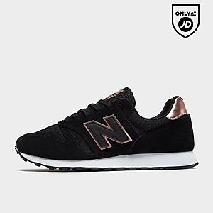 buty do biegania gładki szerokie odmiany New Balance 373 Women's