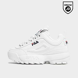 1a73d8c8 Fila Disruptor II Children