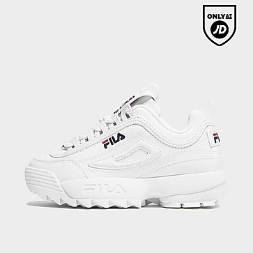 stable quality special sales really cheap Kids - Fila Childrens Footwear (Sizes 10-2) | JD Sports