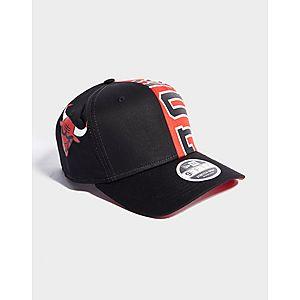 best website b1ab2 355b3 ... New Era NBA Chicago Bulls 9FIFTY Snapback Cap