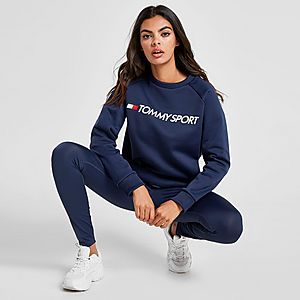sports shoes c67a6 b7477 Tommy Hilfiger Poly Logo Crew Sweatshirt