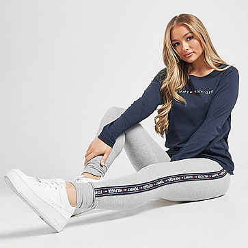 Tommy Hilfiger Logo Tape Leggings