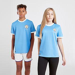 premium selection 4cfdc 0c7b4 Puma Manchester City FC 125-Year Anniversary Shirt Jnr