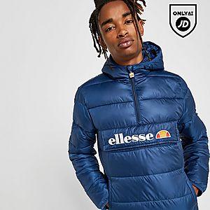 a00bc830 Ellesse Dennios 1/4 Zip Padded Jacket