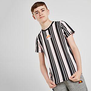 a474dcb7d2f0d Ellesse Cherona Stripe T-Shirt Junior