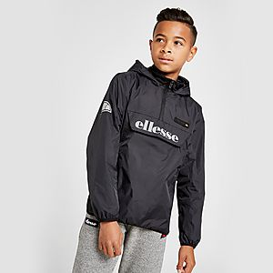 c6f1363377 Ellesse Zola Reflective Jacket Junior