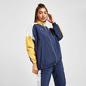 6748203a8 Ellesse Woven Panel Track Top