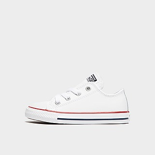 Converse All Star Leather Infant