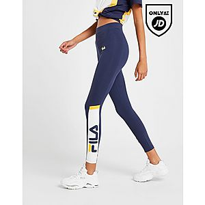289eaa5d9c4c3 Fila Stripe Panel Leggings Fila Stripe Panel Leggings