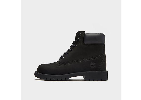 Timberland 6 Inch Premium Boot Children - Black - Kids